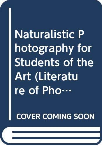 9780405049064: Naturalistic Photography for Students of the Art