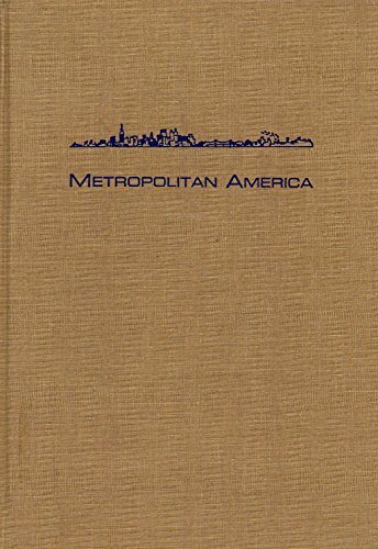 Our cities; their role in the national economy (Metropolitan America): United States