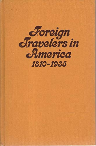9780405054563: The Great Republic (Foreign Travelers in America, 1810-1935)