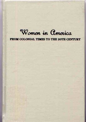 9780405060809: Dames and Daughters of Colonial Days (Women in America: from colonial times to the 20th century)