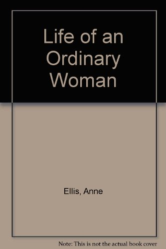 9780405060922: Life of an Ordinary Woman