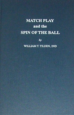 Match Play and the Spin of the: Asher Birnbaum; William
