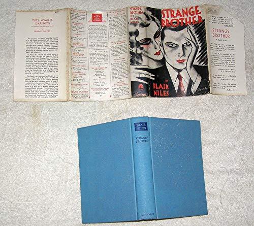 Strange Brother (Homosexuality): Niles, Blair