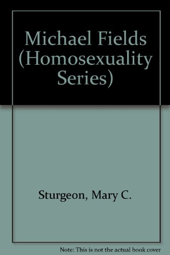 9780405074011: Michael Field (Homosexuality Series)