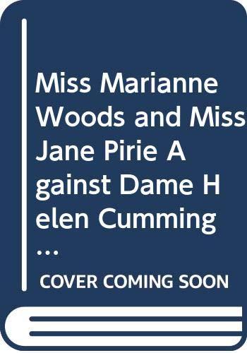 9780405074035: Miss Marianne Woods and Miss Jane Pirie Against Dame Helen Cumming Gordon