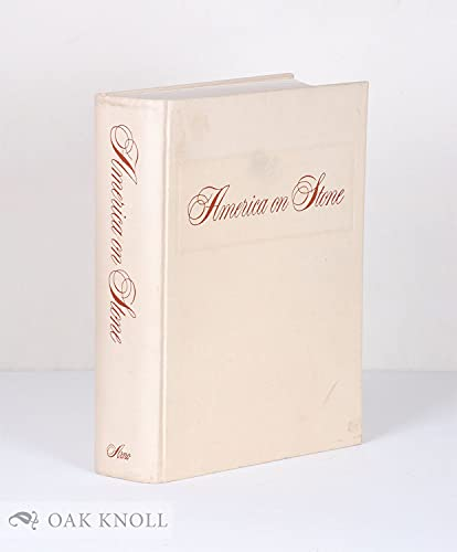 America on Stone: The Other Printmakers to the American People .: Peters, Harry Twyford