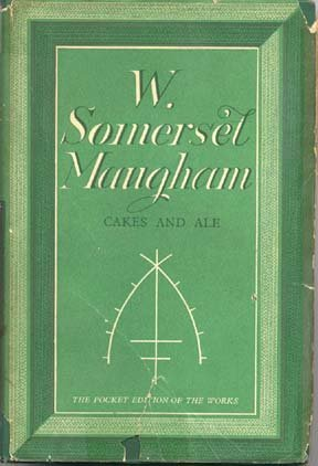 9780405078071: Cakes and Ale (The works of W. Somerset Maugham)