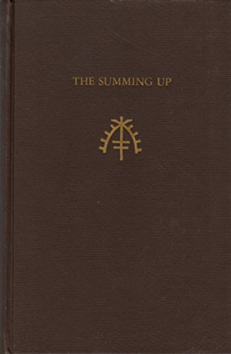 9780405078309: Summing Up (W. Somerset Maugham Works)