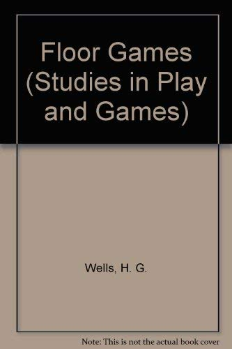 9780405079320: Floor Games (Studies in Play and Games)