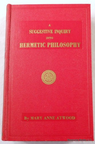 9780405079382: Suggestive Inquiry into the Hermetic Mystery (Occult)
