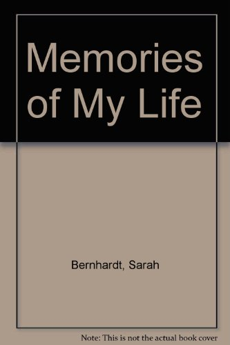 9780405082658: Memories of My Life
