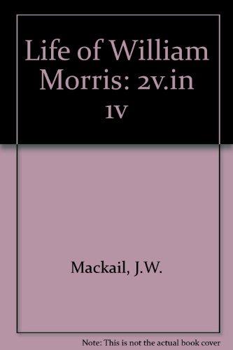 9780405087677: Life of William Morris