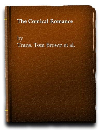 9780405089275: Comical Romance