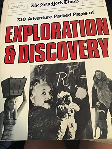 9780405091872: Exploration & Discovery: As reported by the New York times