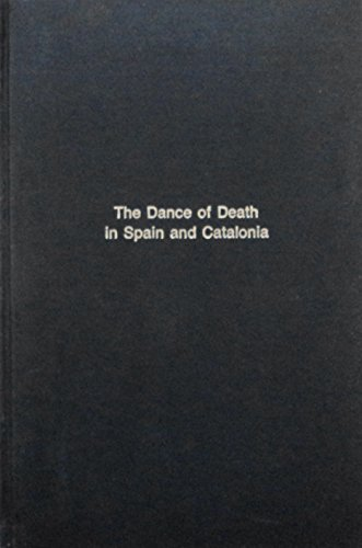 9780405095887: The dance of death in Spain and Catalonia (The Literature of death and dying)