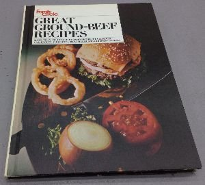 9780405098420: Great Ground-Beef Recipes