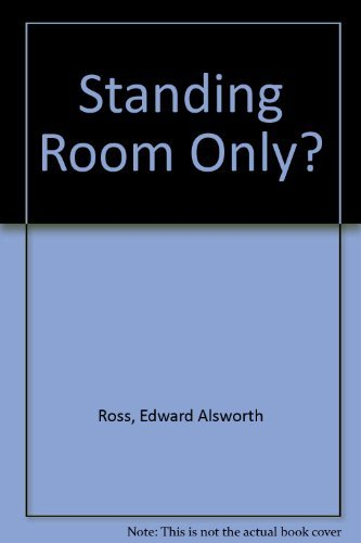 9780405099724: Standing Room Only? (Anti-movements in America)