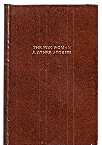 9780405110009: Fox Woman and Other Stories. (Lost Race and Adult Fantasy Fiction)