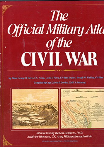 9780405111983: The official military atlas of the Civil War