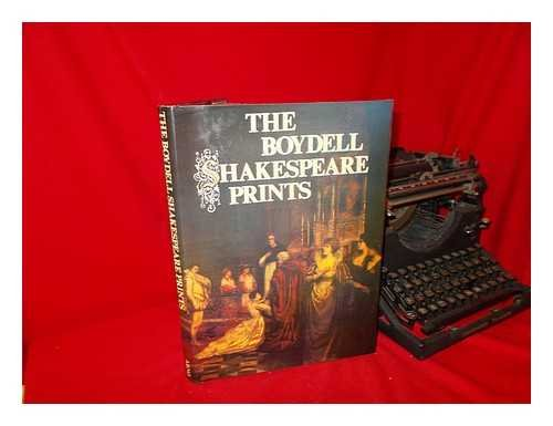 The Boydell Shakespeare prints: Author