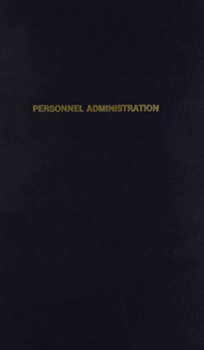 9780405123429: Personnel Administration Principals and Practices (History of management thought)