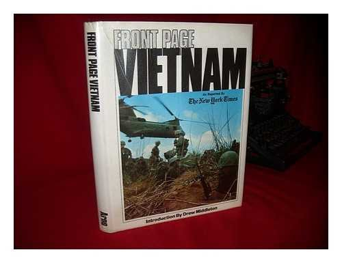9780405124921: Front Page Vietnam As Reported By The New York Times