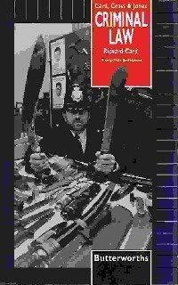 9780406000866: CRIMINAL LAW