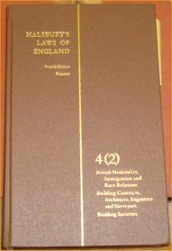 9780406004536: Halsburys laws of England