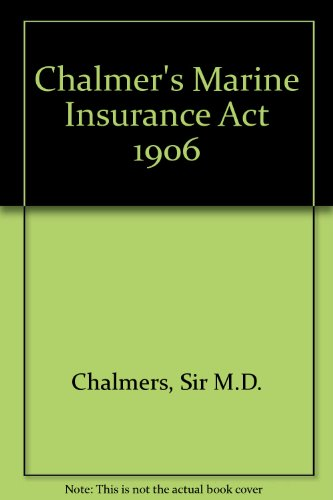 marine insurance act 1963 A contract of marine insurance under section 3 of the marine insurance act, 1963 is defined as -  a contract of marine insurance is an agreement.