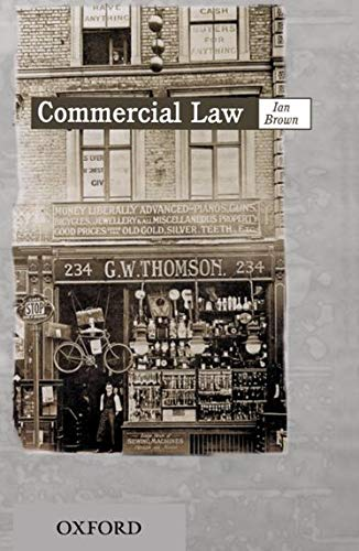9780406024343: Commercial Law