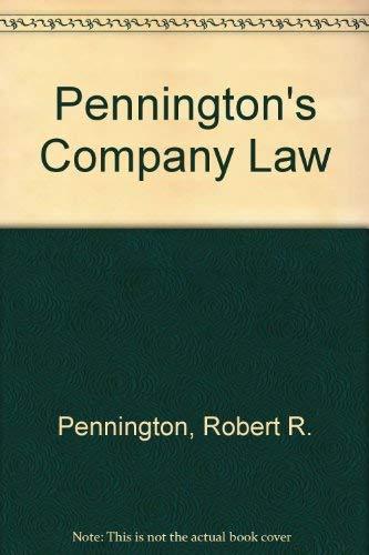 9780406045744: Company Law