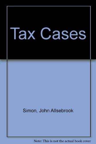 Simon's Tax Cases 1980: Krishnan, R.