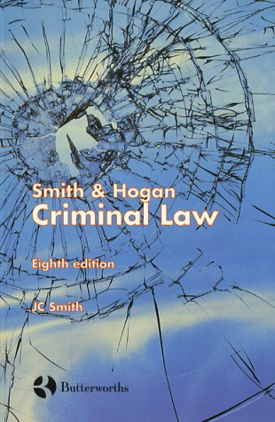 Criminal Law: J.C. Smith, Brian