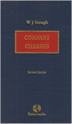 9780406156938: Company Charges