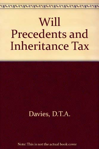 Will Precedents and Inheritance Tax