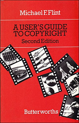 9780406200747: User's Guide to Copyright