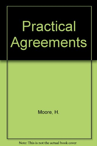9780406301000: Practical Agreements