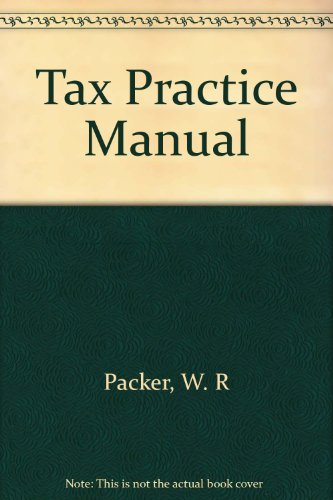 9780406402202: Tax Practice Manual