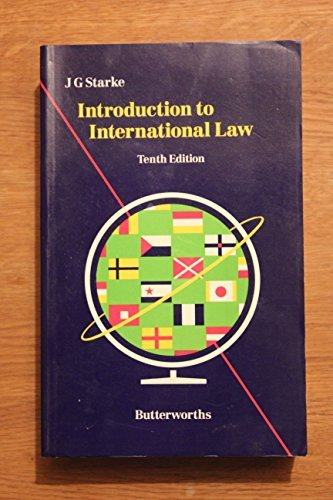 Introduction to International Law.