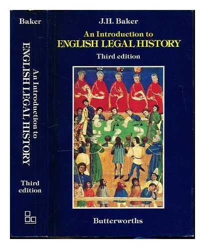 9780406531018: An Introduction to English Legal History