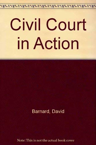 9780406556219: Civil Court in Action
