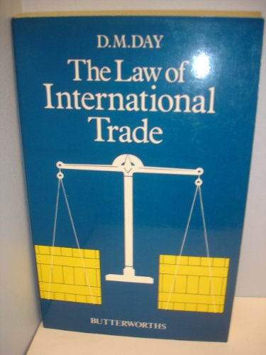 9780406572011: Law of International Trade
