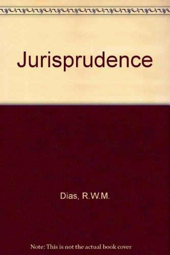 Jurisprudence: Dias, R.W.M.