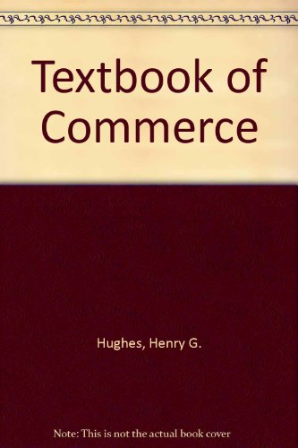 9780406754400: Textbook of Commerce