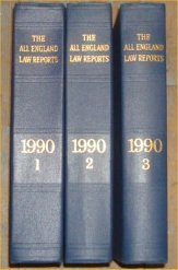 The All England Law Reports. 1990, Volume 1.: Peter Hutchesson.