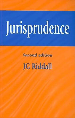9780406900104: Jurisprudence