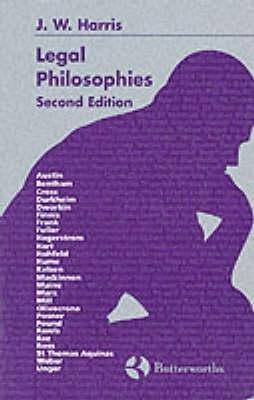 9780406900272: Legal Philosophies