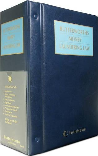 Butterworths Money Laundering Law (0406903123) by Hughes, David; Stuart, Bruce; Thomas, Timothy; Ieberman, Laurence; Stafford-Michael, Simon; Osuntokun, Segun; Howard, Chris