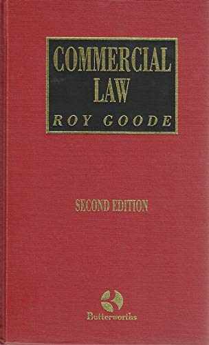 9780406904034: Commercial Law