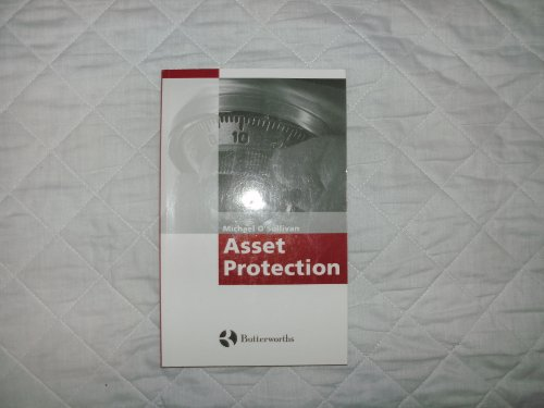 9780406905789: Asset Protection